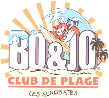 Club de plage Bo and jo