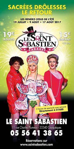Cabaret Le Saint Sabastien