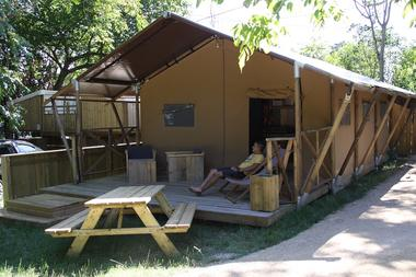 Camping Lodging Le Lac