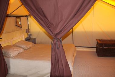 Camping-Lodging du lac- Lacanau-chambre cabatente