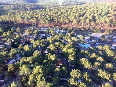 Camping Les Jardins du Littoral