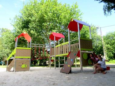 Camping des Familles