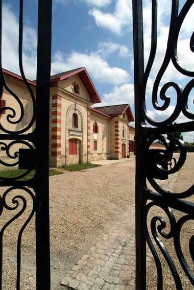 © Cantenac - Château Desmirail