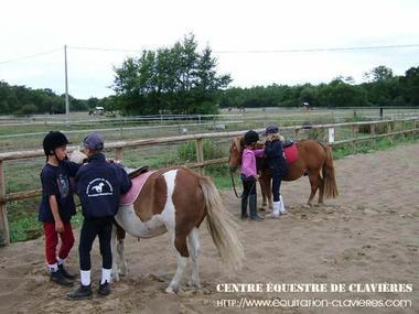 © Centre Equestre de Clavières