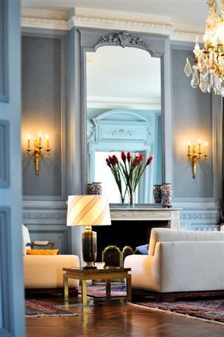 Château Larose Trintaudon- salon