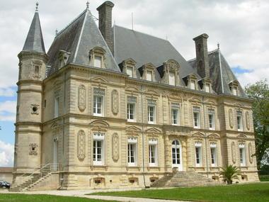 Château Rousseau de Sipian