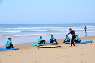 Ecole de Surf-Banana Surf School-Lacanau (7)