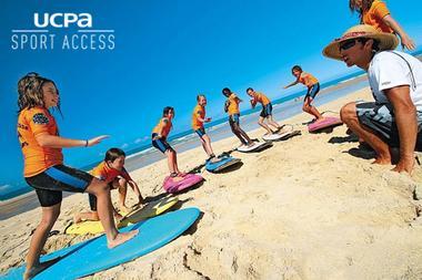 Ecole de Surf et Body Board UCPA