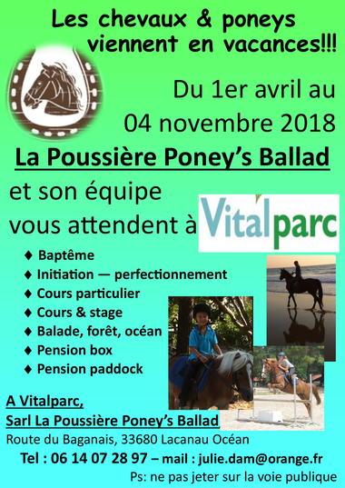 La Poussière Poney's Ballad