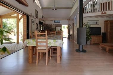 La Villa Bois - Agathe Bertrand