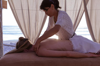 Lacanau Beach Massage