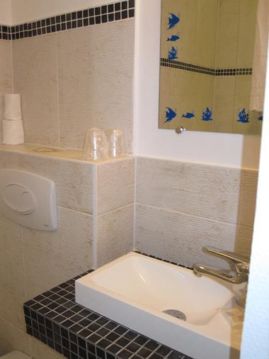 Le Moutchico salle de bains