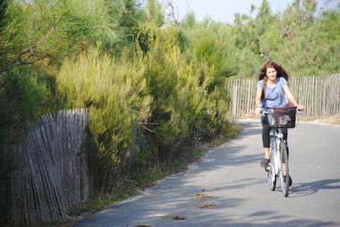 Location de vélos Parc de l'Aventure Montalivet (5)