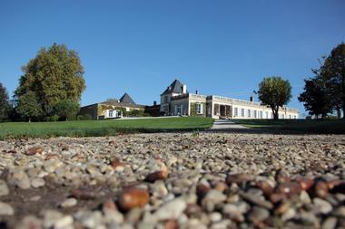 Château Paveil de Luze