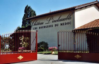 Prignac-en-médoc - château l'Inclassable