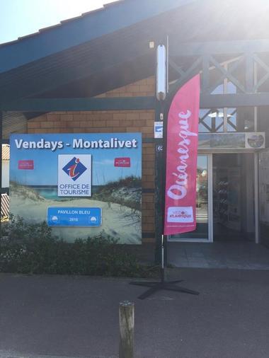 Bureau Relais Océanesque Vendays-Montalivet