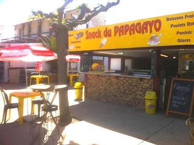 Snack du Papagayo