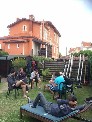 Villa Zénith Hostel La Maison1