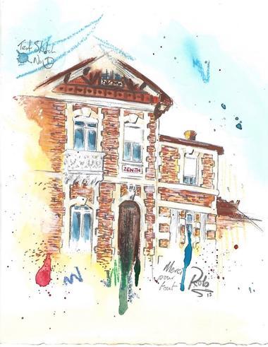 "Villa Zénith Hostel ""La Maison"""
