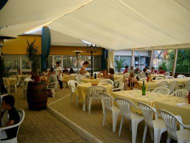 Village vacances Cévéo Les Dunes Carcans-Maubuisson intérieur