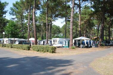 Camping de Maubuisson Carcans Maubuisson 2