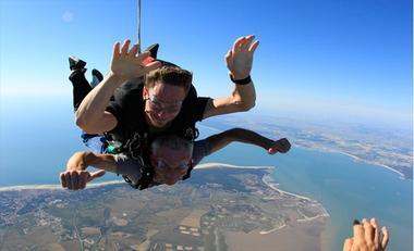 Centre de parachutisme de soulac