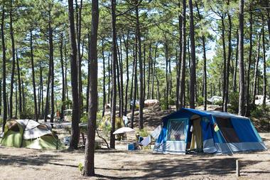 camping indigo
