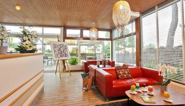 Hôtel Les Cols Verts - Salon Bar (1)