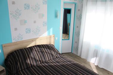 chambre double N°1 vue sur mer