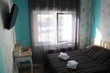 chambre double N°5 vue sur mer