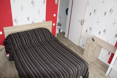 Chambre double N°7 plain-pied