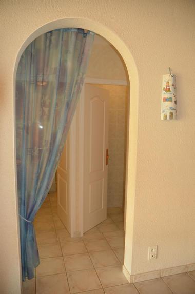 couloir sur salle d'eau