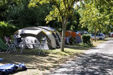 emplacements-camping du Jard-la Tranche sur mer