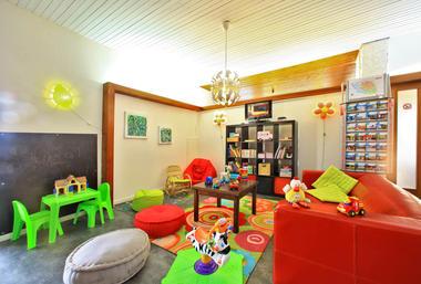hôtel les cols verts - Jeux enfants