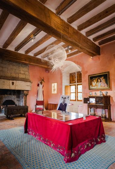 Chateau du Rivau - salle Dames 2 -Credit ADT Touraine JC Coutand REDI