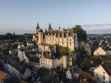 Cité royale de Loches