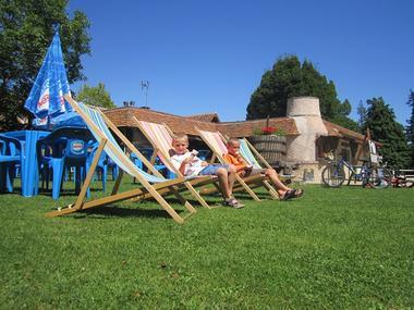 Camping des Saules