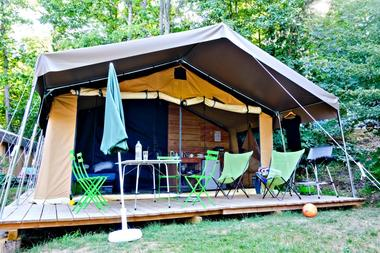4 - Camping Huttopia