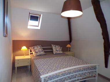 La chambre beige
