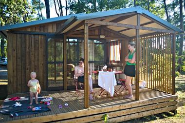 5 - Camping Huttopia