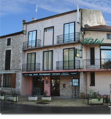 5 Hotel Restaurant Henry - PLV