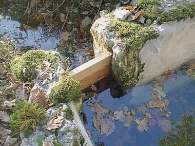 Valprionde : Rivière de Paillas
