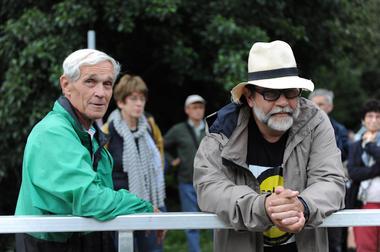 6-Marc Dufumier et Laurent Gervereau_par Gilles Luneau