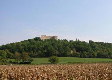 Grézels - Château de La Coste
