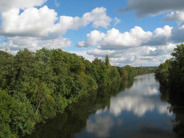 Rivière Lot