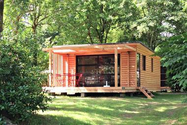 camping huttopia