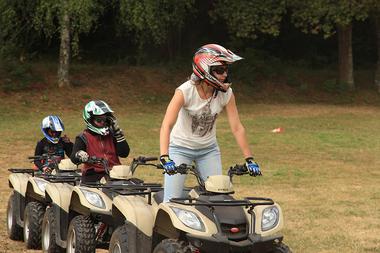 8 Sport Loisirs Nature - randos quad
