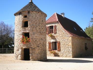 Gîtes Balayssac