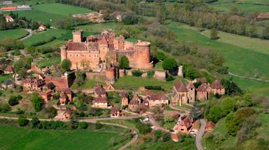 Prudhomat - Château de Castelnau Bretenoux