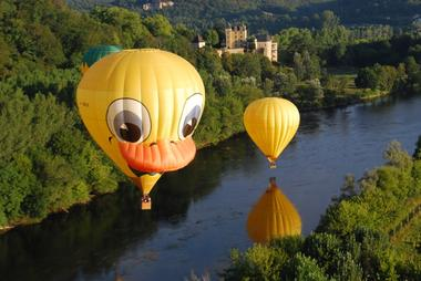 Montgolfieres du perigord Guide 2016